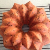 Mini Chip Pound Cake