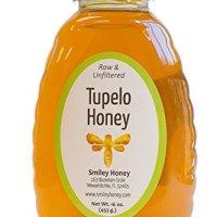 Smiley Honey - Tupelo Honey Raw and Unfiltered (16 oz)