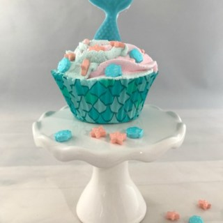 Individual Mermaid Ice Cream Treats