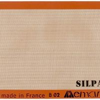 Silpat Non-Stick Silicone Baking Mat, Half Sheet Size