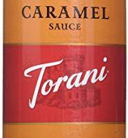 Torani Caramel Sauce, 16.5 Ounce