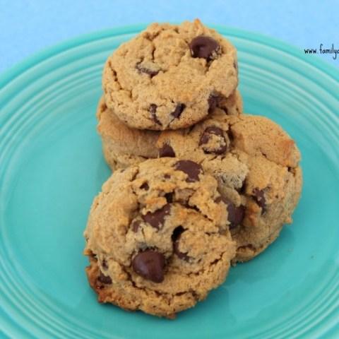 Peanut Butter Truffle Cookies