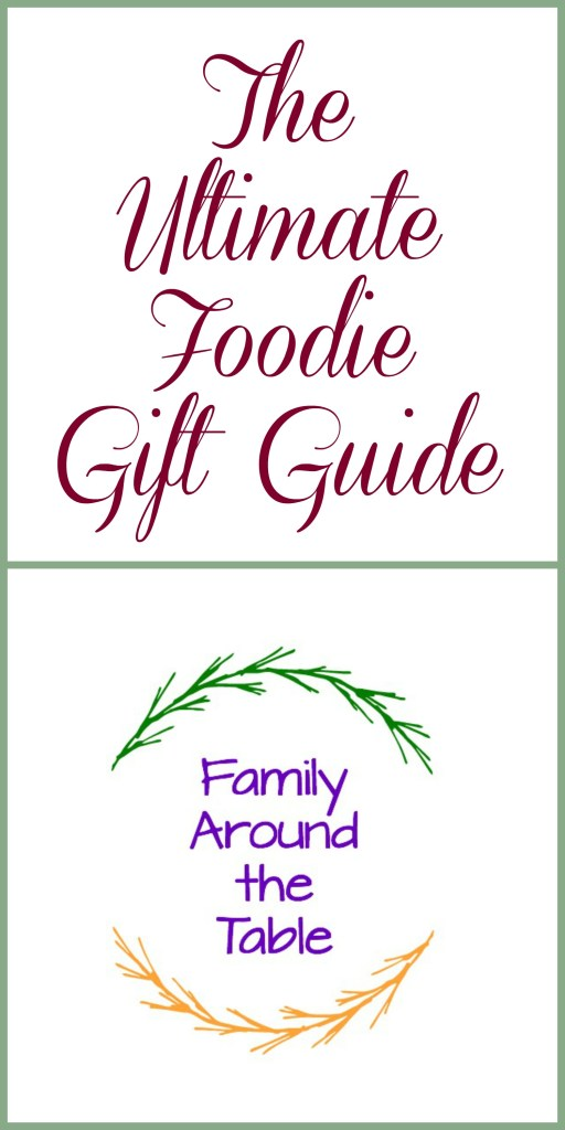 Find gifts for the foodies on your list with the ultimate foodie gift guide.