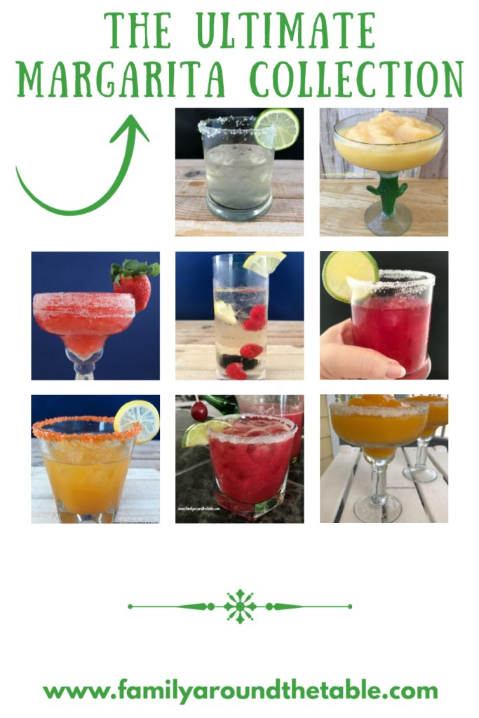 The margarita is America's most popular cocktail! With so many option in the ultimate margarita collection, there's one for everyone.