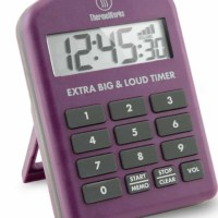 Extra Big and Loud Kitchen Timer