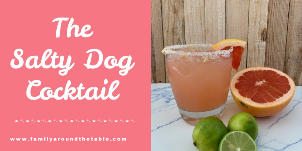 Salty Dog Cocktail Twitter Image