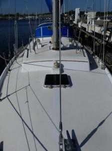 Deck 5 - Foredeck looking back