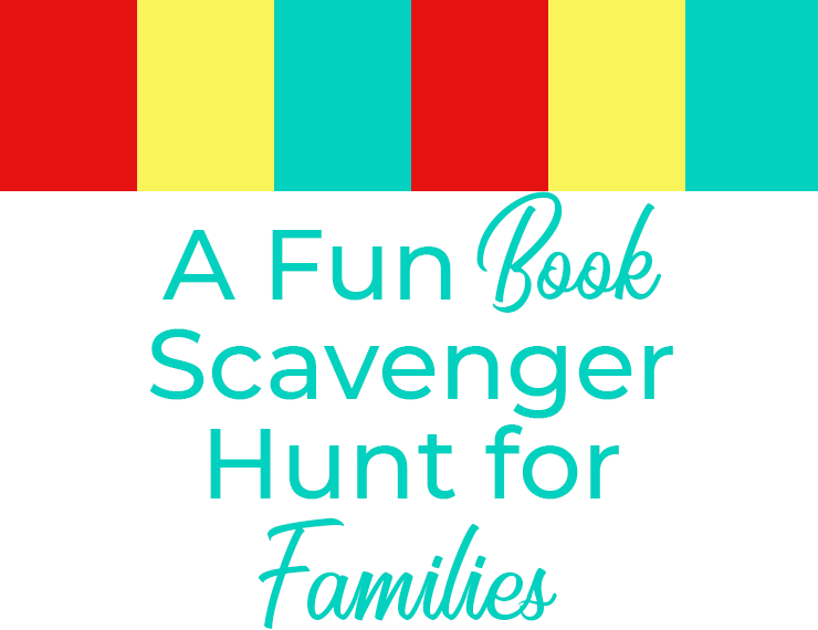 It can be difficult to find activities that are fun for the whole family to do together, but this activity is great for families (or groups) of all ages. Bonus: it highlights books!