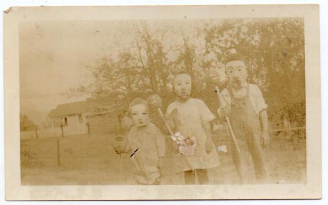 Creepy Childrens Costume