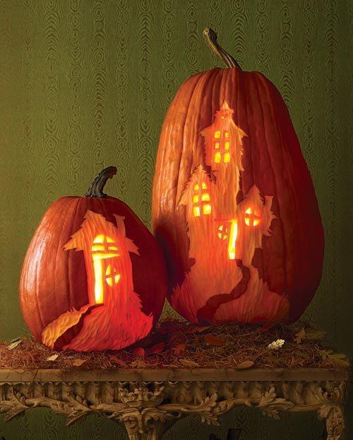 pumpkin homes