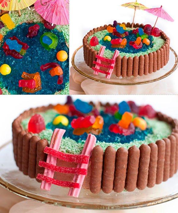 25 Incredible Kids Birthday Cakes