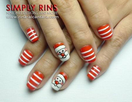 50 Creative Christmas Nails The Ultimate Gallery Of Christmas Nail