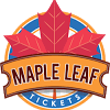 maple leaf tickets
