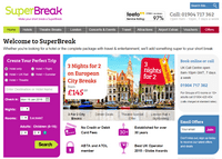 superbreak cheap attraction breaks