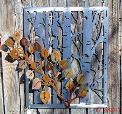 G Squared Metal Art - Booth 631