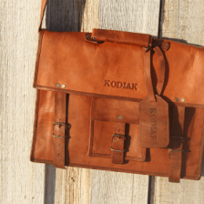 Kodiak Leather - Booth 1015