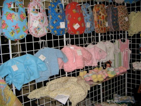 Lattice N Lace Crafts By Sage - Booth 743