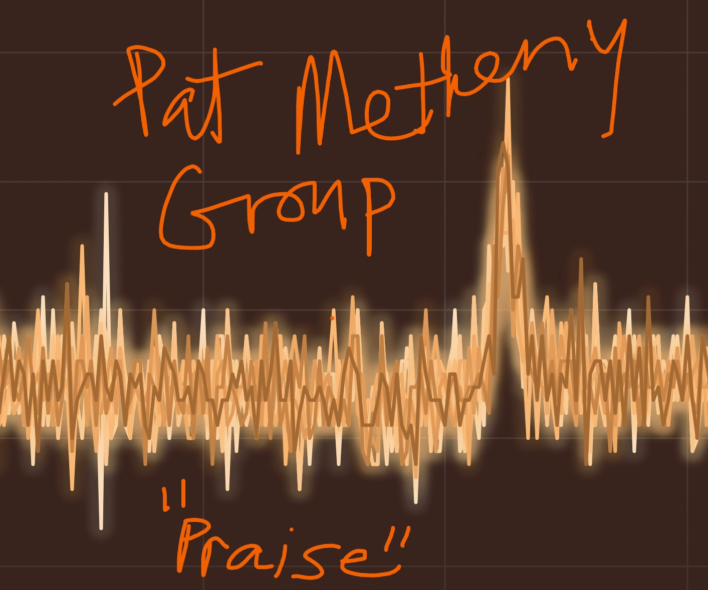 the tempo of Pat Metheny and Lyle Mays