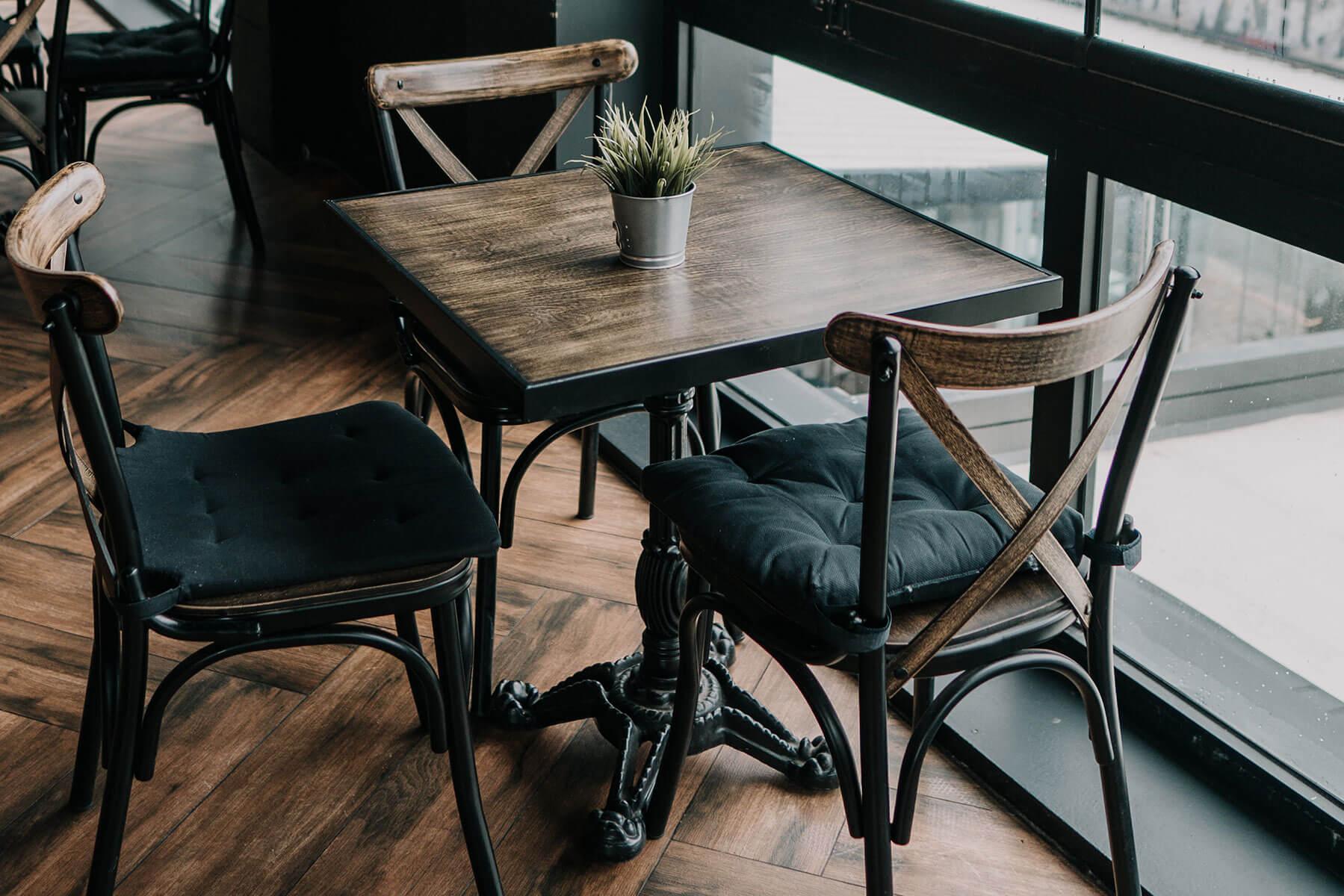 Beautiful slider chairs