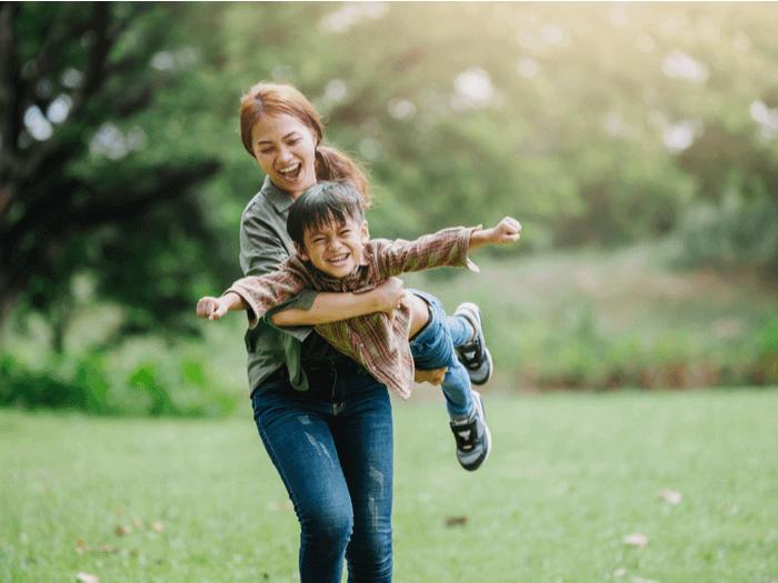 Raising a Child