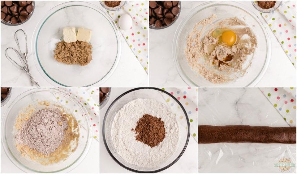 How to make Hidden Chocolate Kiss Cookies