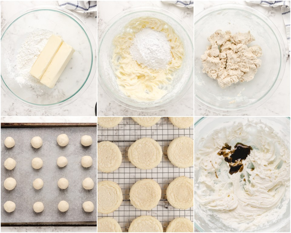 How to Make Vanilla Meltaway Cookies recipe