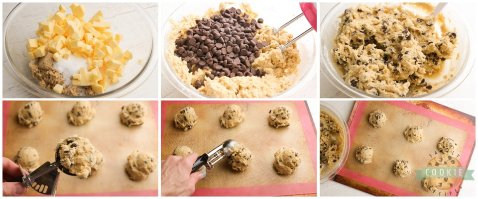 How to make the very best chocolate chip cookies