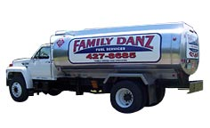 fuel oil truck family danz