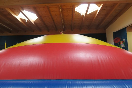 Jolo's Kinderwelt // Several inflatables