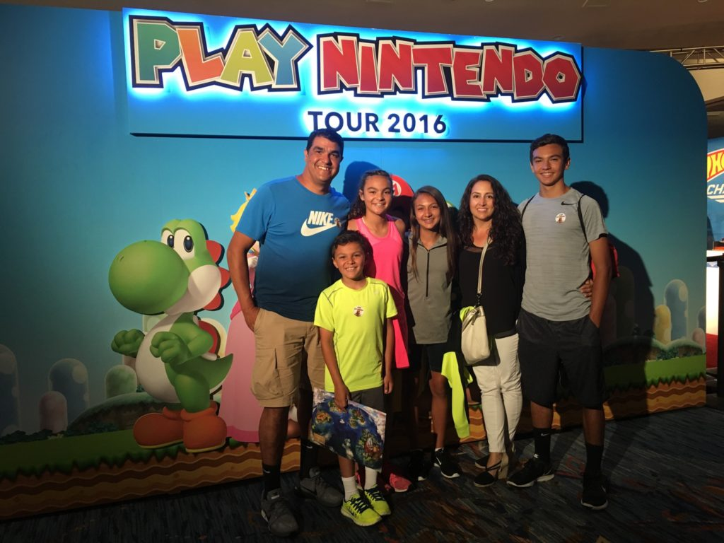 "How to ""One Up"" Your Family Night with Nintendo Be a Kid for a Day  Five Tips for a Family Video Game Night"