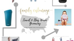 travel stay warm giveaway