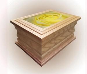 bespoke caskets