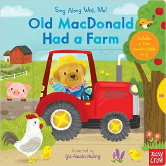 Gifts For Toddlers - Old MacDonald Had a Farm: Sing Along With Me!