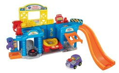 Gifts For Toddlers - VTech Go! Go! Smart Wheels Auto Repair Center Playset