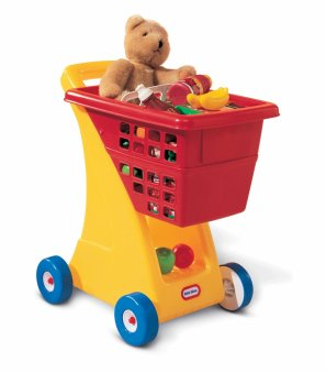 Gifts For Toddlers - Little Tikes Shopping Cart