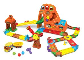 Gifts For Toddlers - VTech Go! Go! Smart Wheels Treasure Mountain Train Adventure