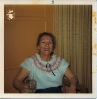 Grandma Anthony 1973