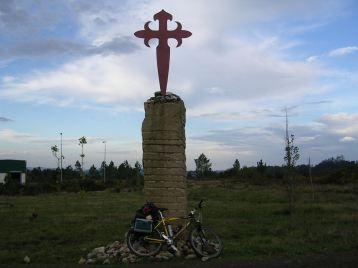 cross of santiago