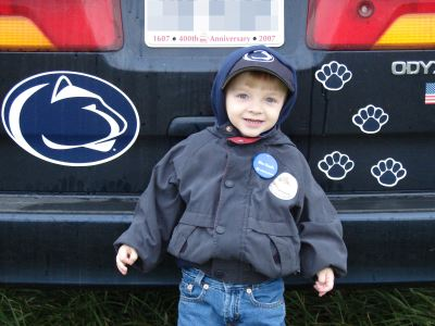 little PSU fan