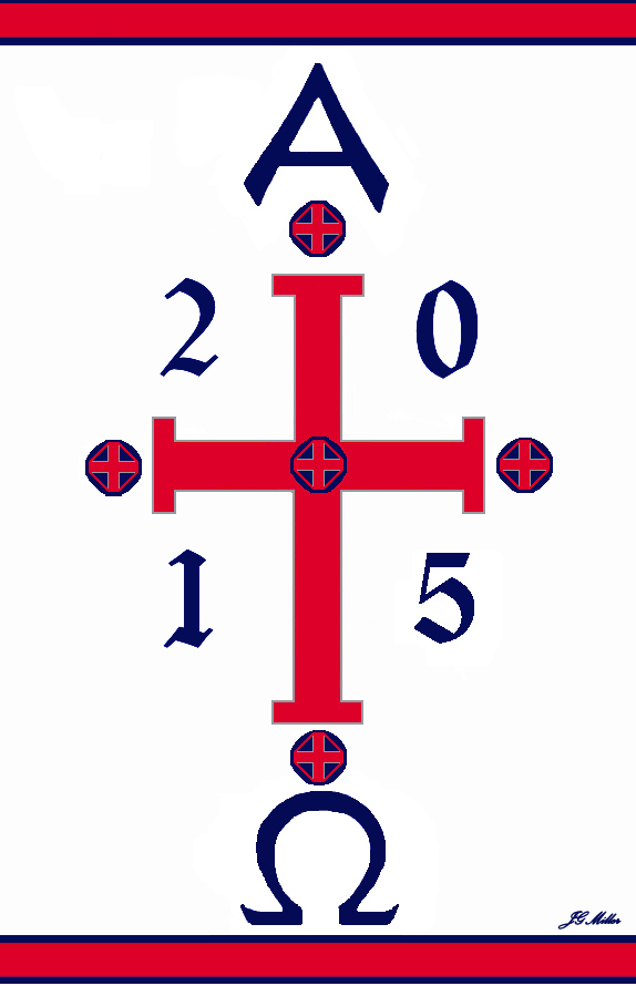 Paschal Candle 2015