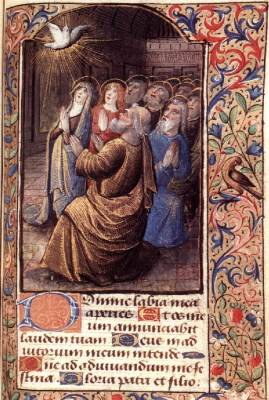 pentecost manuscript