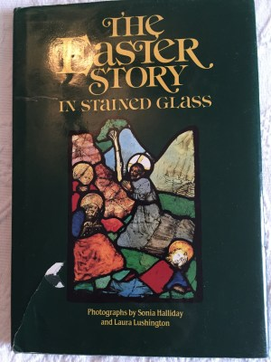 The Easter Story in Stained Glas