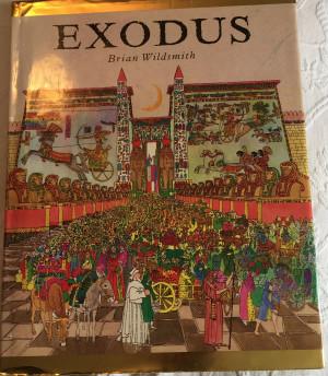 Exodus by Brian Wildsmith