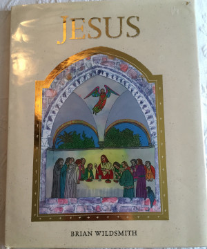 Jesus by Brian Wildsmith
