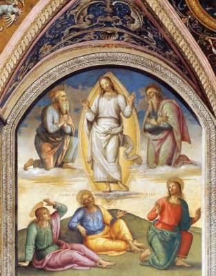 Transfiguration Perugino clean