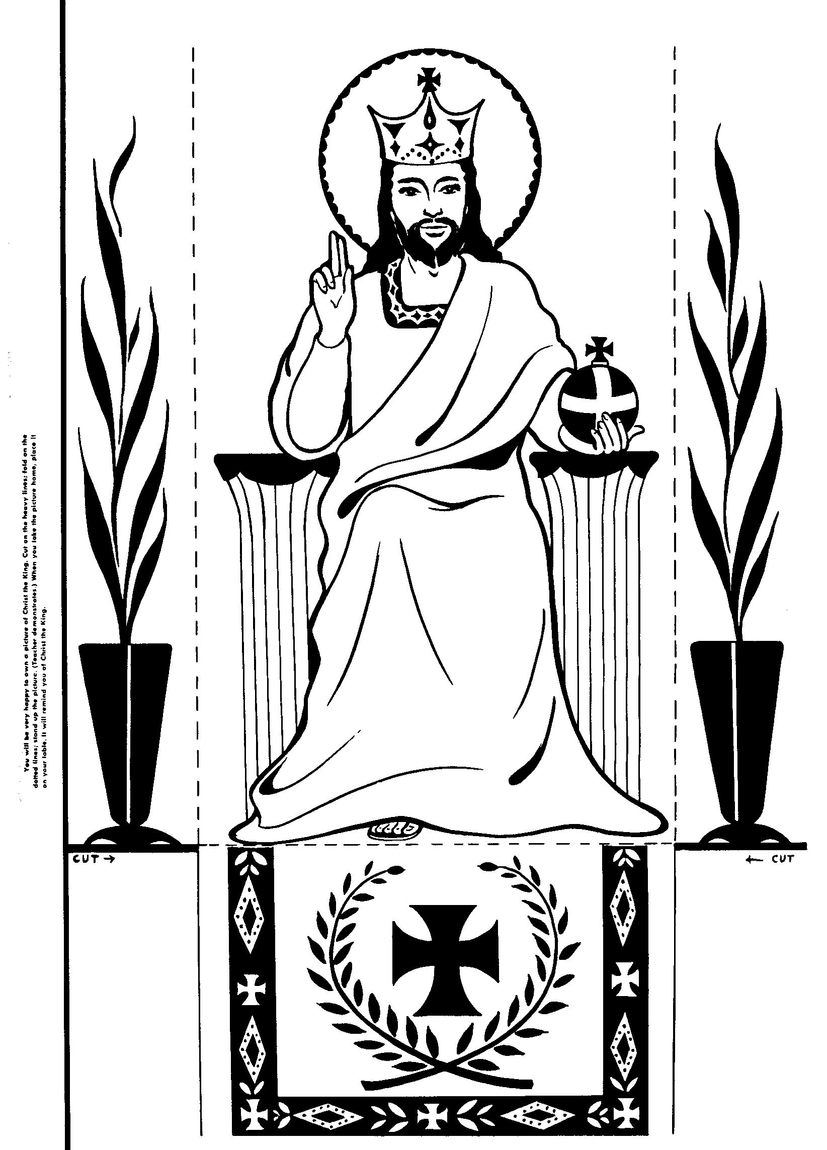 Celebrating The Solemnity Of Christ The King