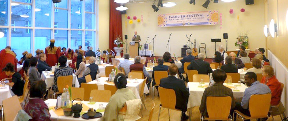 Germany: Family Blessing Festival – FFWPU International