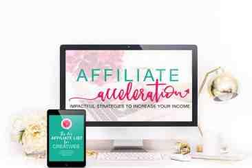 affiliate accelleration course