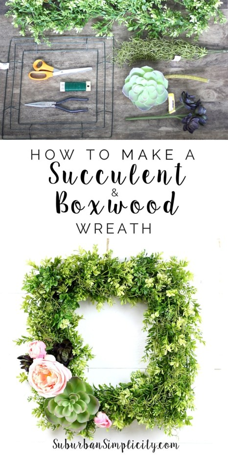 How-to-make-a-Succulent-and-Boxwood-Wreath