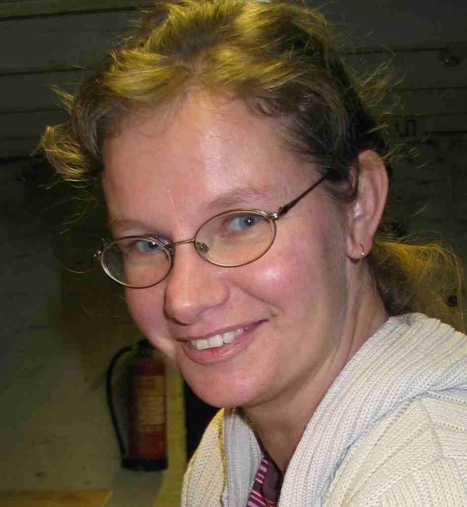 photo of Sue Adams